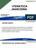 Tema 2 Interes simple