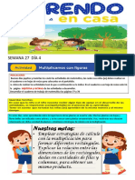 TAREA DE MATEMÁTICA 8 DE OCTUBRE