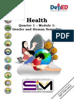 HEALTH 8 Module 1