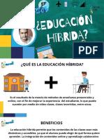 EDUCACIÓN HÍBRIDA 1