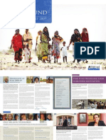 Annual Report 2009 - Tear fund New Zealand