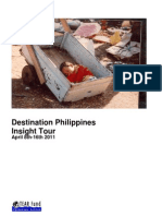 Destination Philippines - Insight Tour