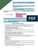 Distribución Probabilística Binomial
