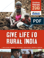 Give Live to Rural India - Tearfund New Zealand