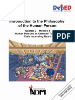Signed off_Introduction to Philosophy12_q2_m8_ Human Person Towards Their Impending Death_v3