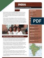India Community Development - Tearfund New Zealand