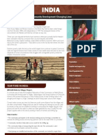 India EFICOR Wells for Villages Project - Tearfund New Zealand