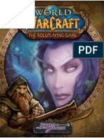 World Of Warcraft - The Roleplaying Game (402 pages)
