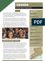 UGANDA Community Development - Tearfund New Zealand