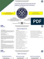 NIST SUAS Test Methods - Introduction