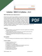 RHCE-6-Syllabus-SA-I