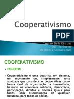 COOPERATIVISMO- Carolina Dell Giustina