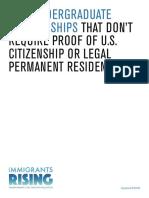 Immigrants-Rising_List-of-Undergraduate-Scholarships