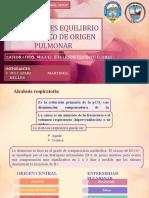 alcalosis y acidosis respiratoria