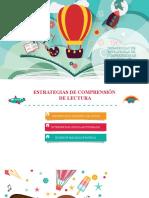 ESTRATEGIAS DE COMPRENSIÓN DE LECTURA 3º BÁSICO  III [Autoguardado].pptx