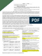 01. COMPRENSIÓN DE LECTURA TIPO SABER (1)
