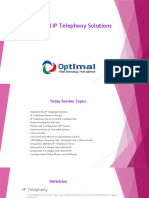 IP Telephony Solutions for Energypac