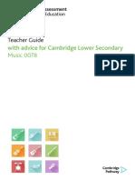 0078 Lower Secondary Music teacher guide 2019_tcm143-552586