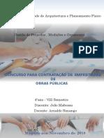 MABESSA,João-Concurso Público