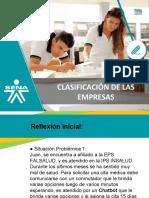Presentación  Clasificación Empresas (Ley Mipymes) (1)
