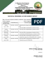 INDIVIDUAL-WORKWEEK-ACCOMPLISHMENT-REPORT