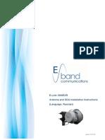 E-Band E-Link 1000EXR Quick Install Guide Russian 071510(2)