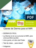 Clase Derma AMIR PRIMERA y SEGUNDA VUELTA. Gemma Melé.pdf