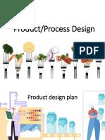 2b - Product Process Design
