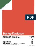 1959 1969 harley davidson sportster service manual ignition system