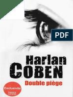 Harlan Coben - Double piège.epub