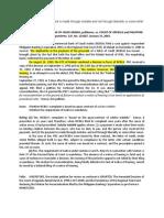 Nat'l Commercial Bank of Saudi Arabia vs CA (Digest)
