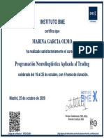 PNL Online Certificado