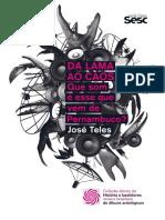 Da lama ao caos - Jose Teles (1)