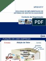 UFCD0717 - Parte 2 Organização