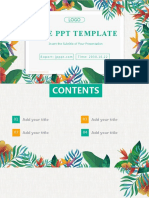 Colored-leaves-PowerPoint-templates