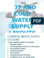 330764561 Hot and Cold Water Supply AMGD
