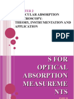 CHAPTER 2 (PART B) INSTRUMENTS FOR OPTICAL ABSORPTION MEASUREMENTS.ppt