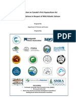 ASF-NGO Submission on Federal Aquaculture Act December 2019