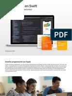 Develop in Swift Curriculum Guide