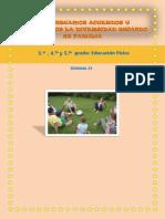 Educación Física - semana 23 - 3°; 4° y 5° by Kevin PA