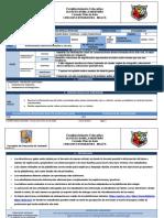 PLAN DE AULA INGLES 2020  9°(1 PER )