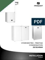 notice-utilisation-prestige-condensation-visio-frisquet