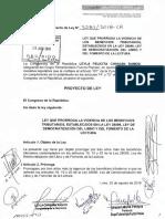 2018 Propuesta Ley del Libro - Leyla Chihuán