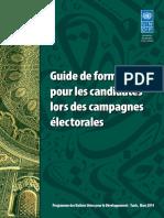 Women candidates training manual