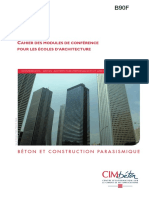 Béton Et Construction Parasissmique