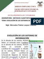 SEPARATA DE Nº 5 EVOLUCION DE LOS SI.pptx