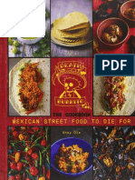 Death by Burrito, Cookbook = Mexican Street Food to Die For @ Shay Ola.epub