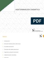 Semana N°1 Introduccion, indet cinematica