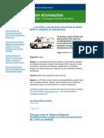 Boletín eConnection Julio