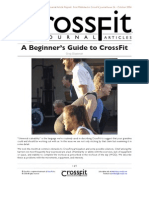 Beginners Guide CrossFit